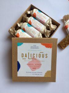 Dalicious luxe verpakking 8 stuks - Kaneel Kokos